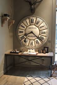 1000 Ideas About Large Wall Clocks On Pinterest Wall Clocks in 89  Extraordinary Extra Large Wall