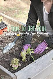 spring gardening tips 5 ways to get your garden ready for spring