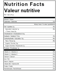 lucky charms nutrition facts ruidai with food label 20230 label sleuthing wishfit wellness