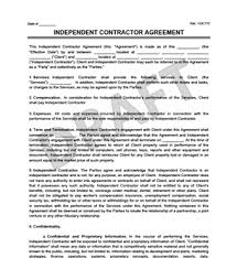 independent contract template create an independent contractor agreement legaltemplates