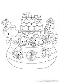 Noahs Ark Clip Art Fabulous Noah S Ark Coloring Pages Printable
