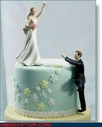 Wedinator Funny Wedding Cake Toppers Funny Wedding Photos