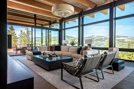 Interior Design Mountain Homes Set New Decorating