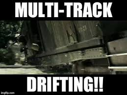 Lone Ranger Multi-Track Drifting | MULTI-TRACK DRIFTING | Know ... via Relatably.com