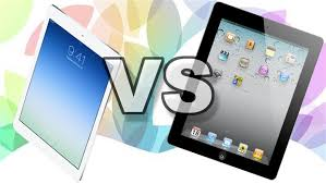 Ipad 4 Comparison Chart Ipad Air Vs Ipad 4 Which Should You Buy Trusted Reviews