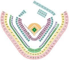Los Angeles Angels Seating Chart Angelsseatingchart Com