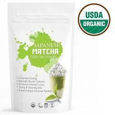What is green coffee bean extract? Food Green Tea Powder Japanese Matcha Usda Organic