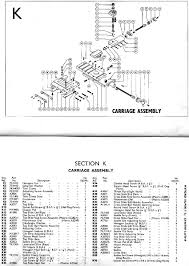 lathe carriage diagram. exploded parts diagram lathe carriage diagram a