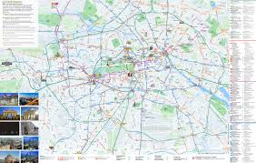 berlin maps  top tourist attractions  free printable city