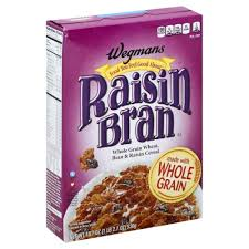 cereal raisin bran