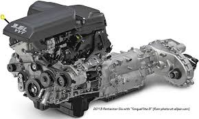 pentastar engines overview and technical details