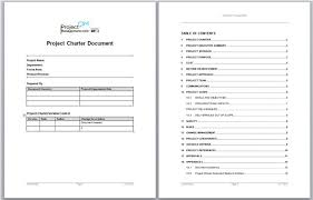 Kill The Word Doc Build A Visual Project Charter Instead