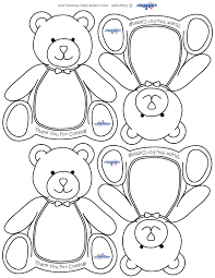 teddy bear thank you word girls thank you cards,thank free download card designs on printable form maker