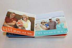 Baby Photo Album Books Diy Baby Picture Board Book Sohosonnet Creative Living