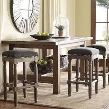 renate grey counter stools set of 2 overstock