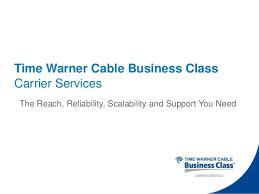 Twc Carrier Services Presentation