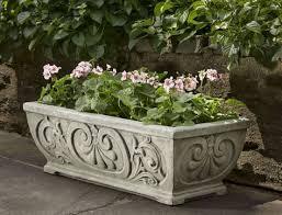 flower pot garden flower pots