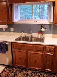 No Backsplash In Kitchen Kitchen Sink Island No Backsplash Home Design Ideas
