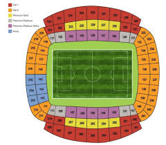 Etihad Stadium Manchester Seating Chart Nice Manchester City Seating Plan