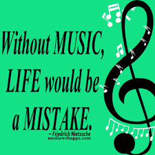 Inspirational Quotes About Music And Life 100 Links and Inspirational Quotes Music Matters Inclusive Community 30