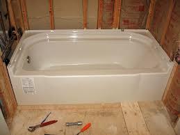 absolutely bathtub surround installation new sterling accord tub