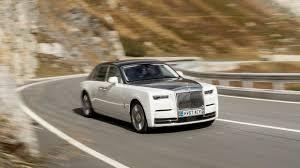 Rolls-Royce Phantom (2017) review by CAR Magazine