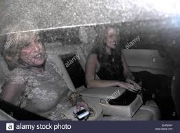 07.MARCH.2011. LONDON KIMBERLEY WALSH AND GIRLS ALOUD MANAGER HILARY Stock  Photo - Alamy