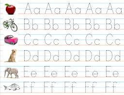 Printable Alphabet Handwriting Worksheets Worksheets for all ...