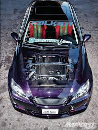 lexus is 250 2007 custom. impp 1106 03 z2006 lexus is 250top down view 250 2007 custom