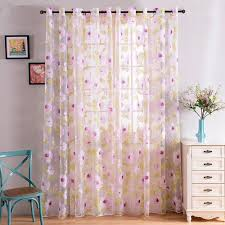 Sheer Curtains Bedroom Sheer Curtains With Designs Cheap