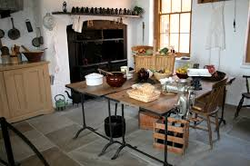 Victorian Kitchen Garden The Elements Of Victorian Kitchen Designs The Kitchen Inspiration