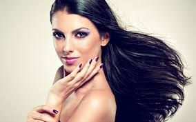 beautiful brunette makeup