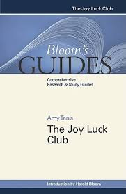 amy tan s the joy luck club by harold bloom
