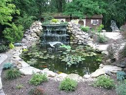 backyard ponds waterfall photo 2 of 7 backyard pond waterfall 2 pond waterfalls outdoor fountain design garden pond waterfall pictures