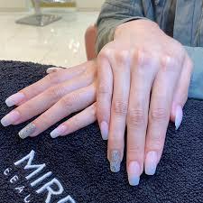 best acrylic nail extensions dubai