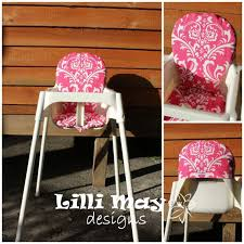 antilop high chair cover padded cushion pad for baby you pick the fabric cotton fit target fizz aldi cube chair
