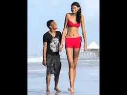 tallest woman in the world 2013 height. Modren Height Tallest Woman In The World Height In Woman The World 2013 Height YouTube
