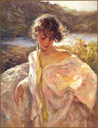 born in valencia jose royo spanish painter began demonstrating his artistic talent early