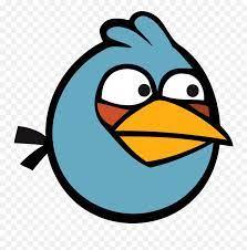 Angry Bird Blue Icon - Angry Birds Png Hd Emoji,Angry Birds Emojis - free  transparent emoji - emojipng.com