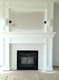 white tile fireplace tiled fireplace tile for fireplace surround pertaining to tile for fireplace surround remodel