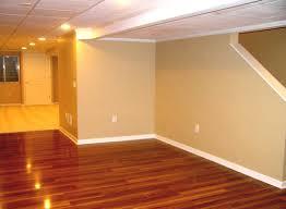 Basement Floor Paint Finished Basement Flooring Ideas Floor - Finish basement floor