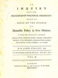 an inquiry into the principles of political oeconomy being an steuartaninquiry1767v2 jpg