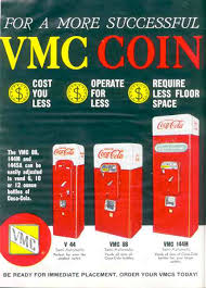 Pepsi Vending Machine Serial Number Gorgeous VMC Vendorlator Coke Machine History And Serial Number Chart