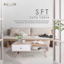 review harga meja sofa scandinavian style eufurnia olympic curla series sft 100 free ongkir