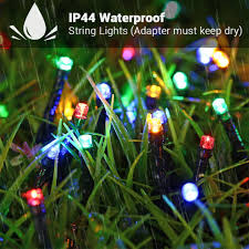 Christmas Light Source Online Coupon Lyhope Christmas Lights Low Voltage 72ft 200 Led Christmas Decorative Lights With 30v Ul Certified Power Supply Adapter String Lights For Indoor