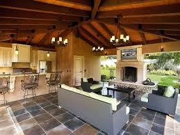 full image for outdoor kitchen with fireplace and oven fireplaces designs