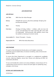 Pin On Resume Sample Template And Format New Cars For Sale
