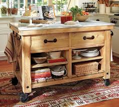 kitchen surprising rustic portable island storage cart inside intended for rustic kitchen island cart intended for