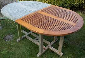 teak oil for garden furniture