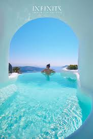 Infinity pools hotel Italian Dana Villas The Infinity Suite Indoor And Outdoor Heated Plunge Pools With Jacuzzi